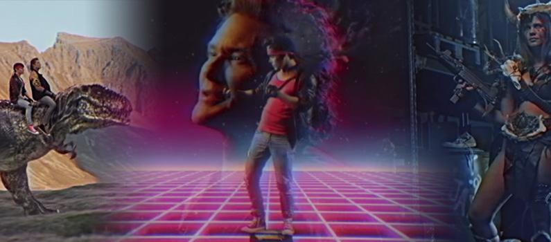 David Hasselhoff s ústrednou pesničkou a šialeným videoklipom k skvelému Kung Fury