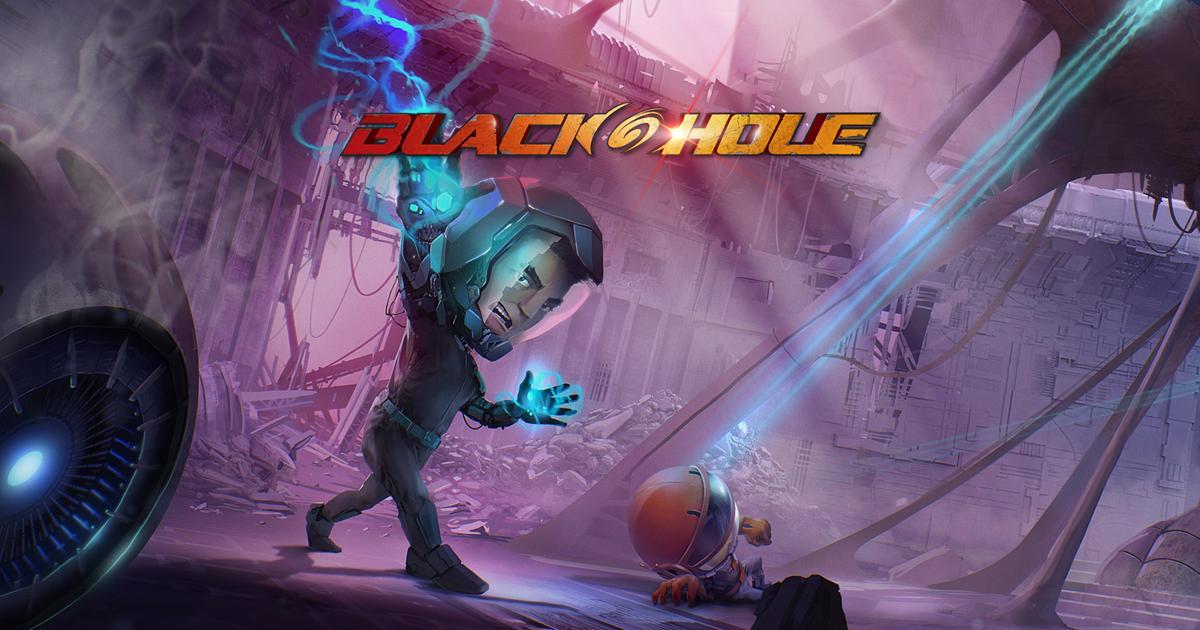 Blackhole – unboxing zberateľskej edície