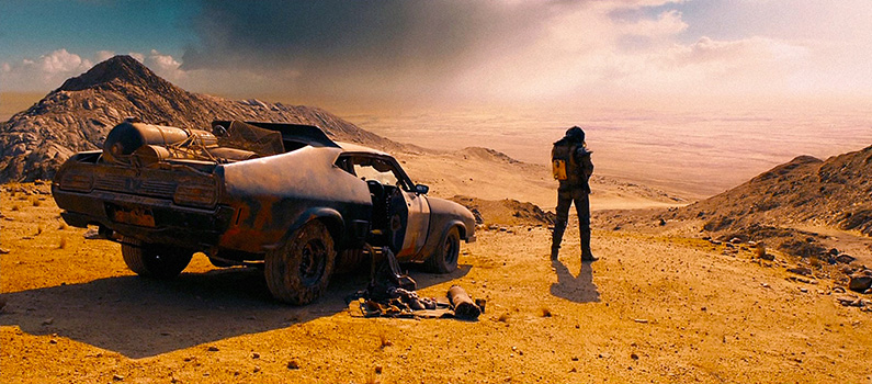 Mad Max – Road Fury