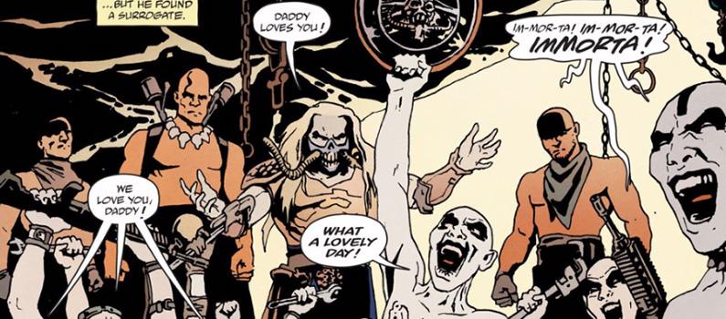 Komiks Mad Max odhaľuje to, čo vo filme nebolo ukázané