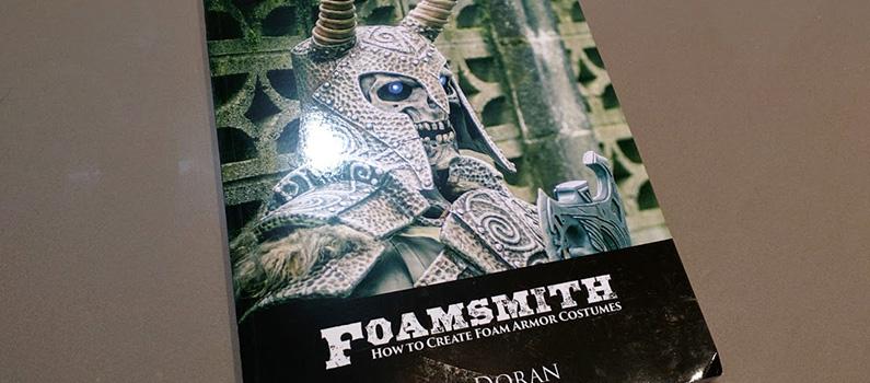Foamsmith, kniha o výrobe penového brnenia