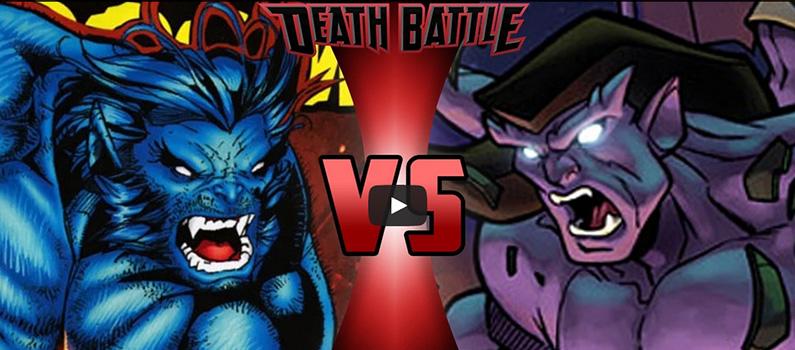 Death Battle – Beast VS Goliath