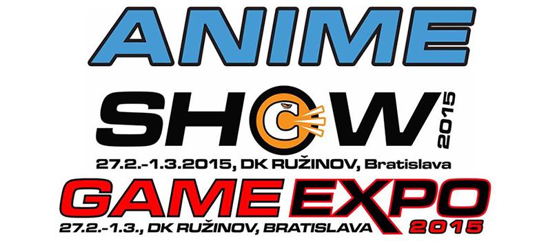 Anime Show / Game Expo 2015 Bratislava
