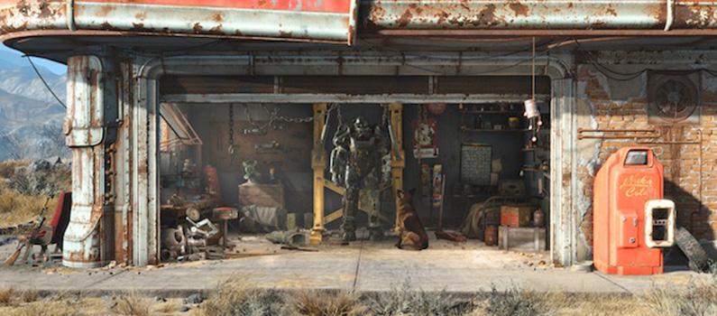 Fallout 4 oficiálne ohlásený