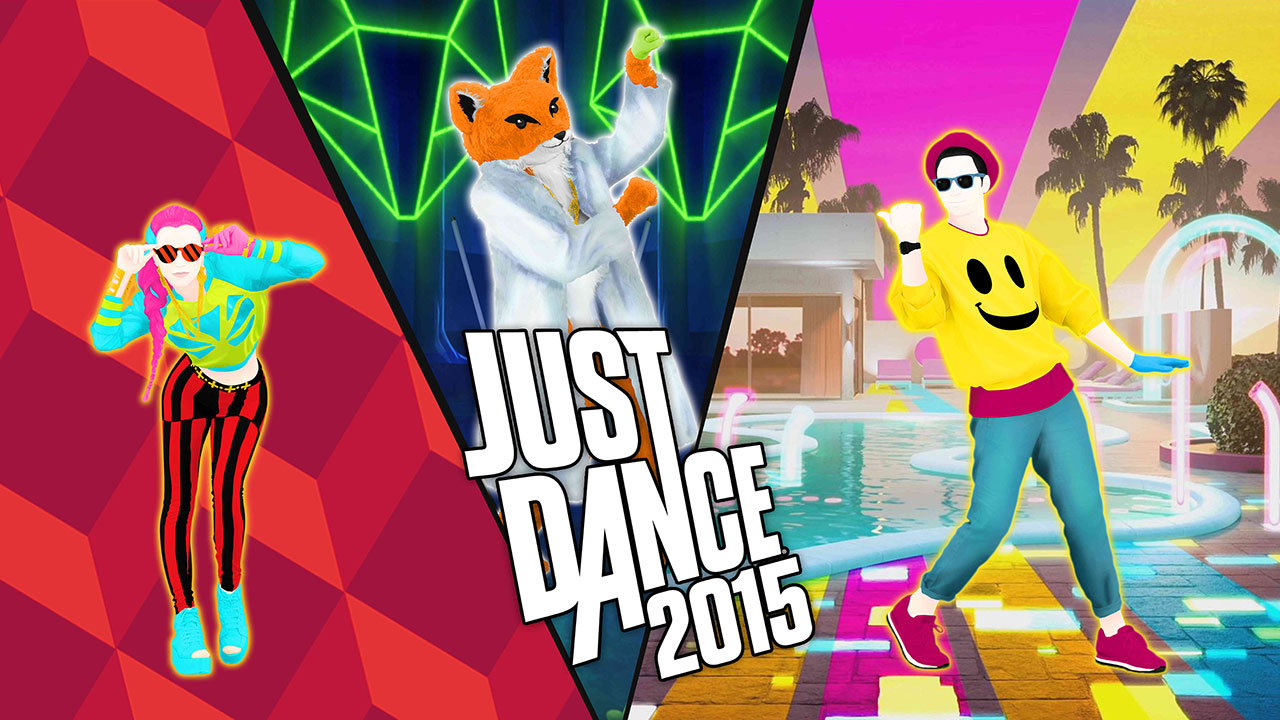 Naše tančeky v Just Dance 2015