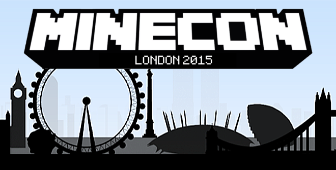 MINECON LONDON 2015 – DAY TWO