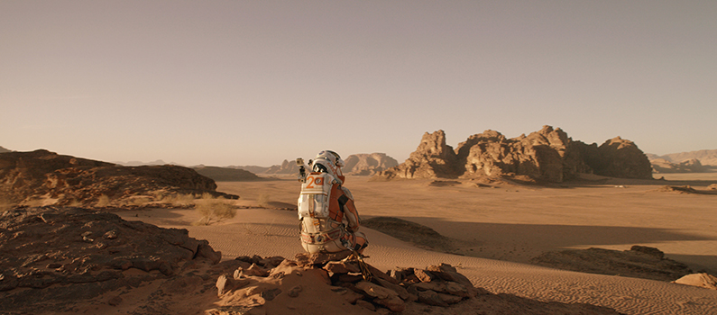 Nový trailer pre The Martian