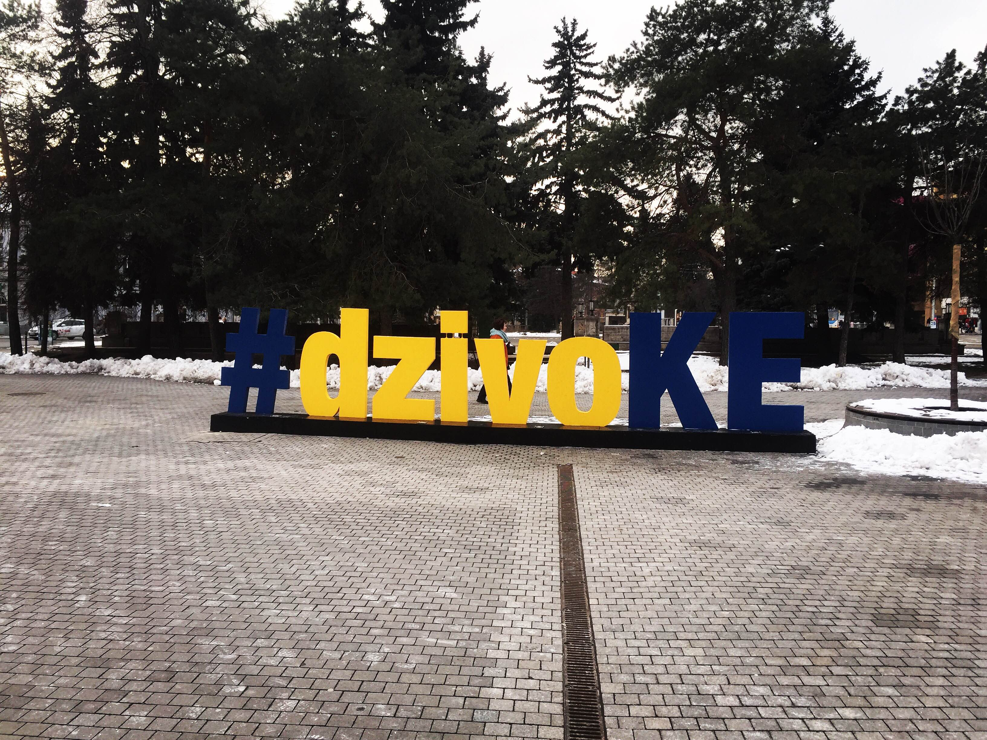 #dzivoKE 2016 – víkendová prehliadka mesta so Sajfom a Exploitedom