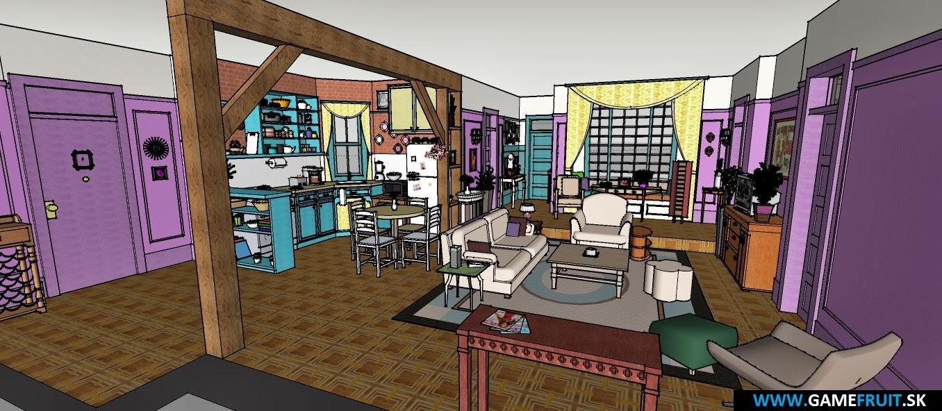 Friends Apartments [001]
