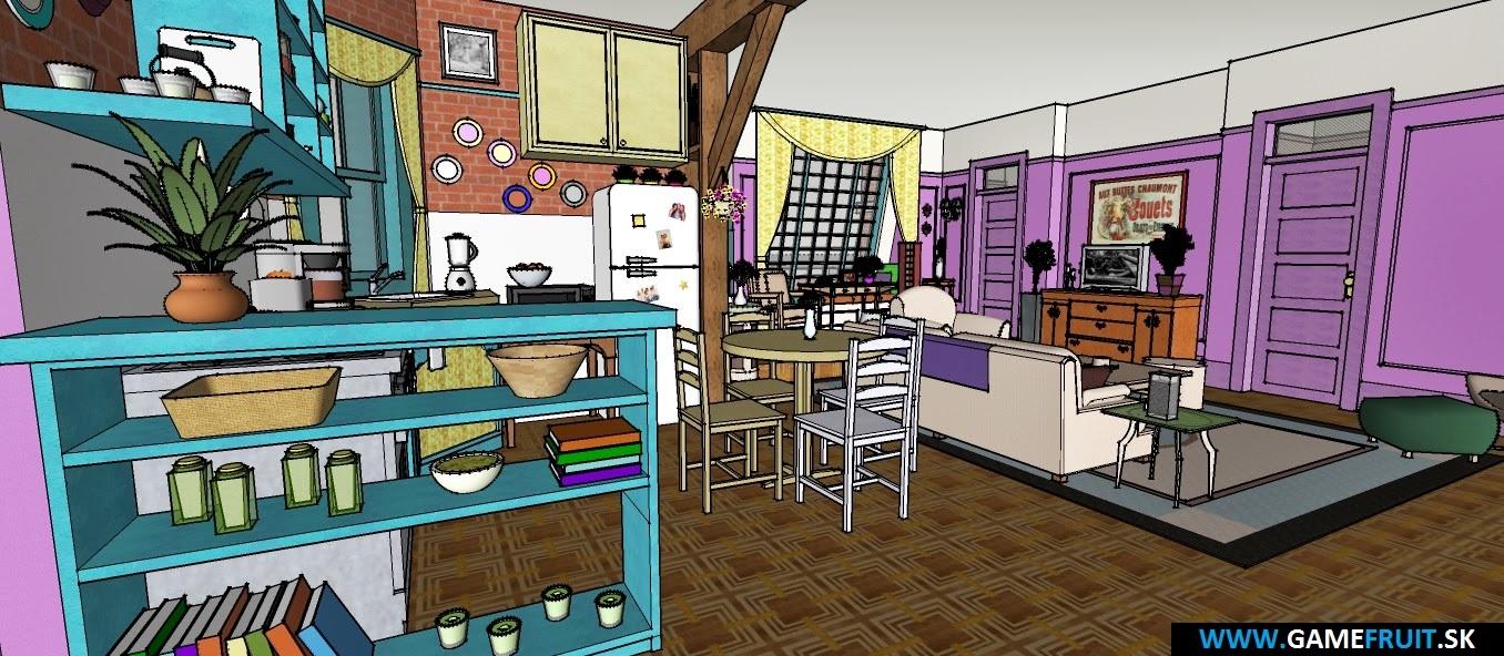 Friends Apartments [002]