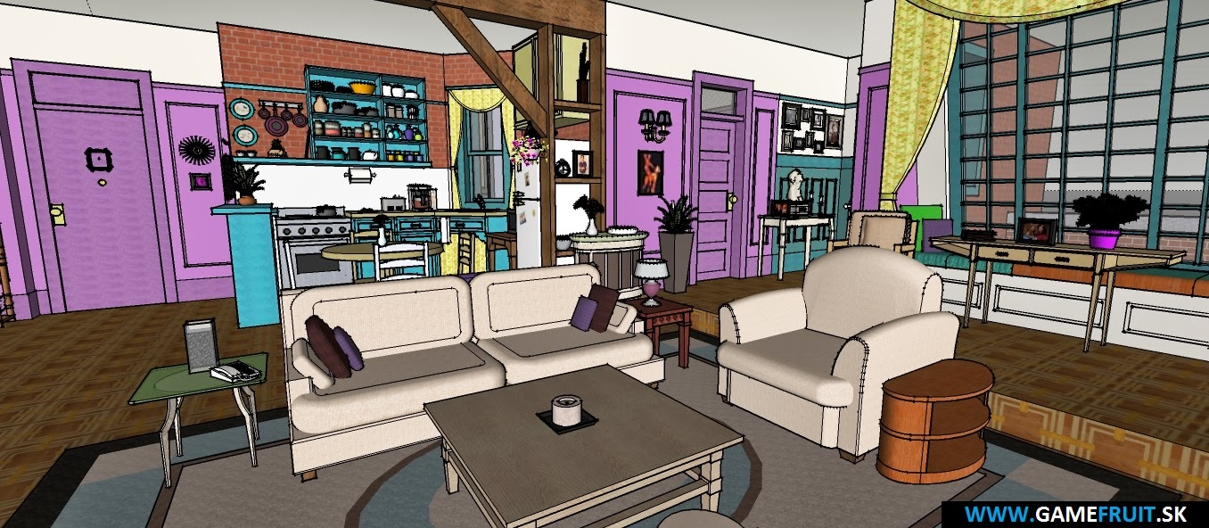 Friends Apartments [004]