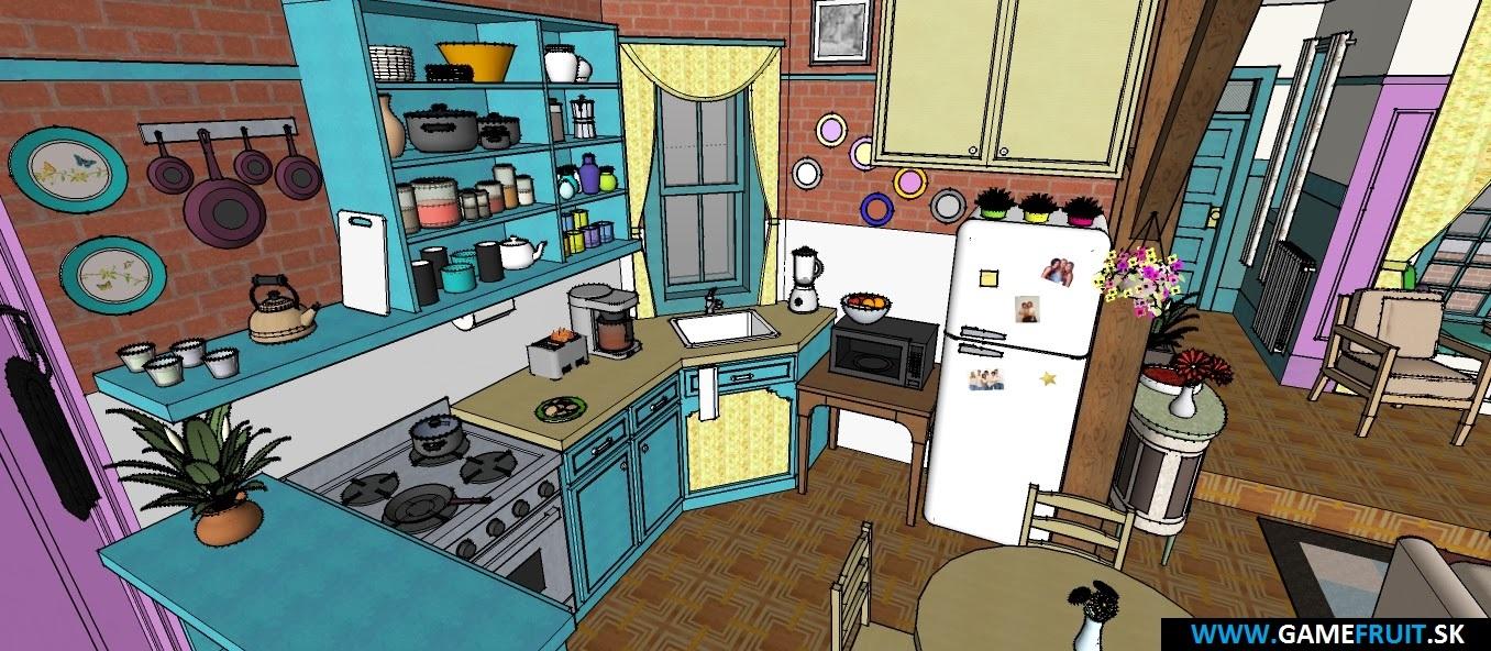 Friends Apartments [005]