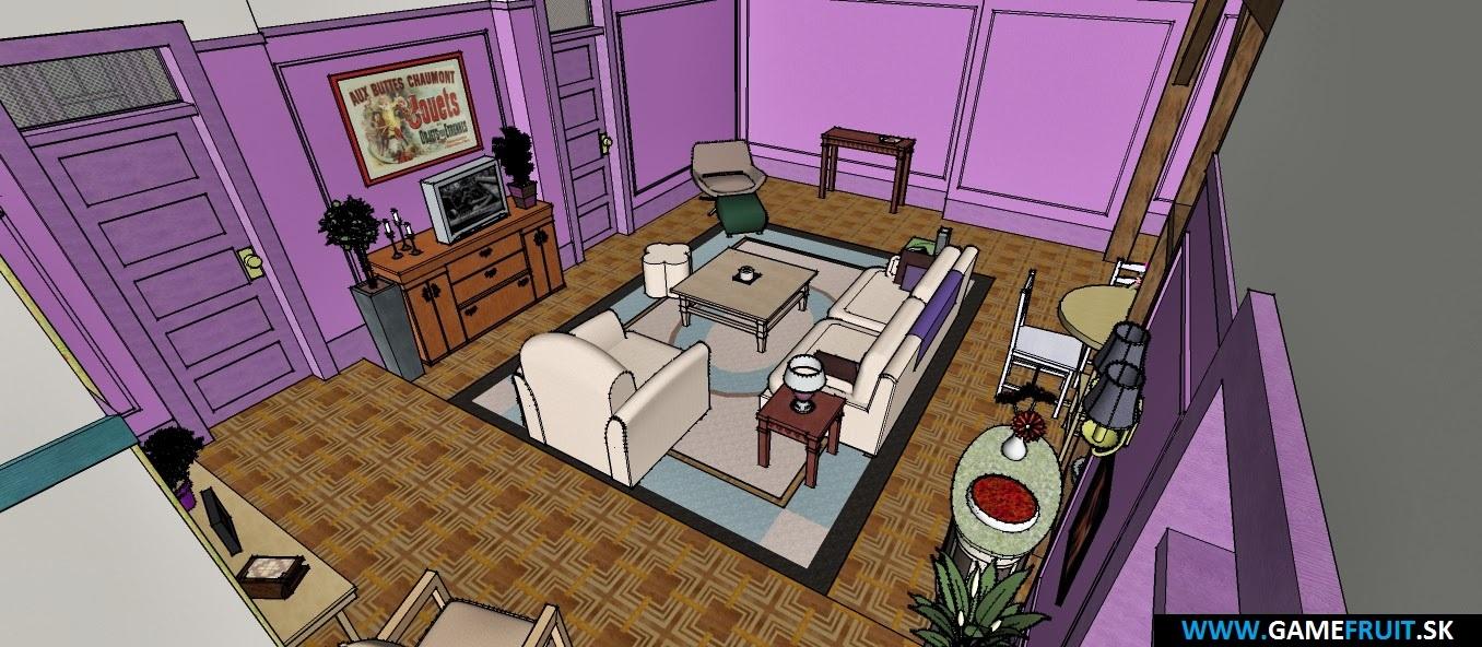 Friends Apartments [008]