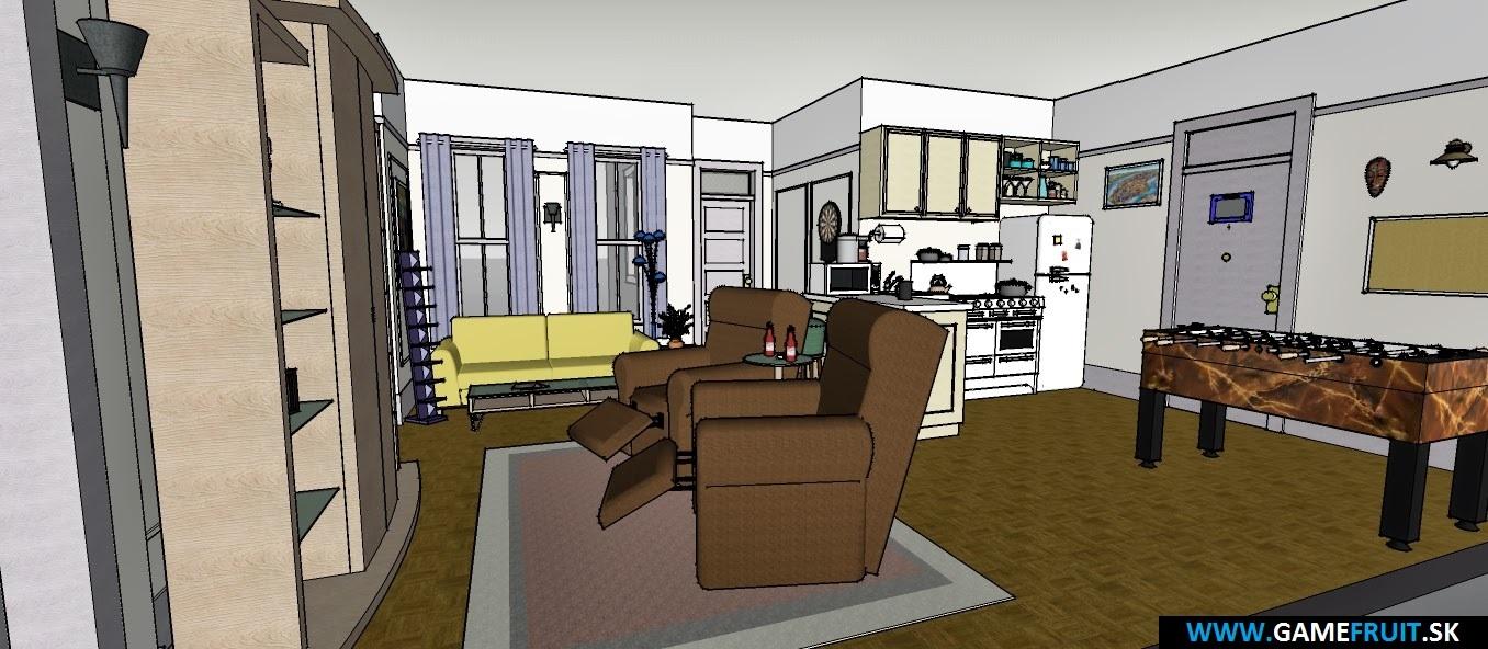Friends Apartments [018]