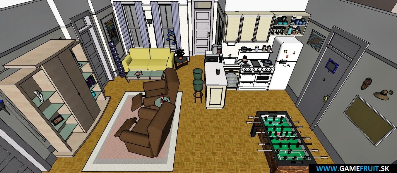 Friends Apartments [019]