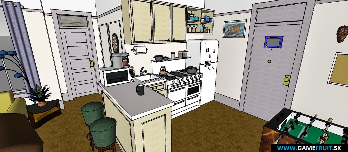Friends Apartments [021]