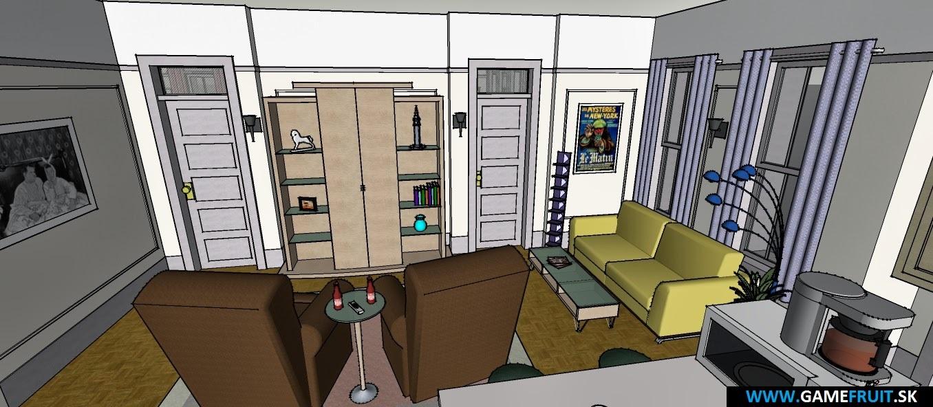 Friends Apartments [022]