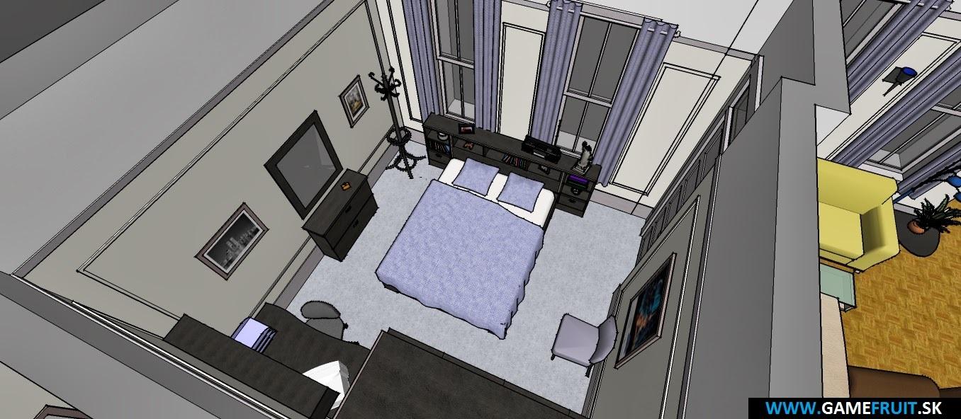 Friends Apartments [026]