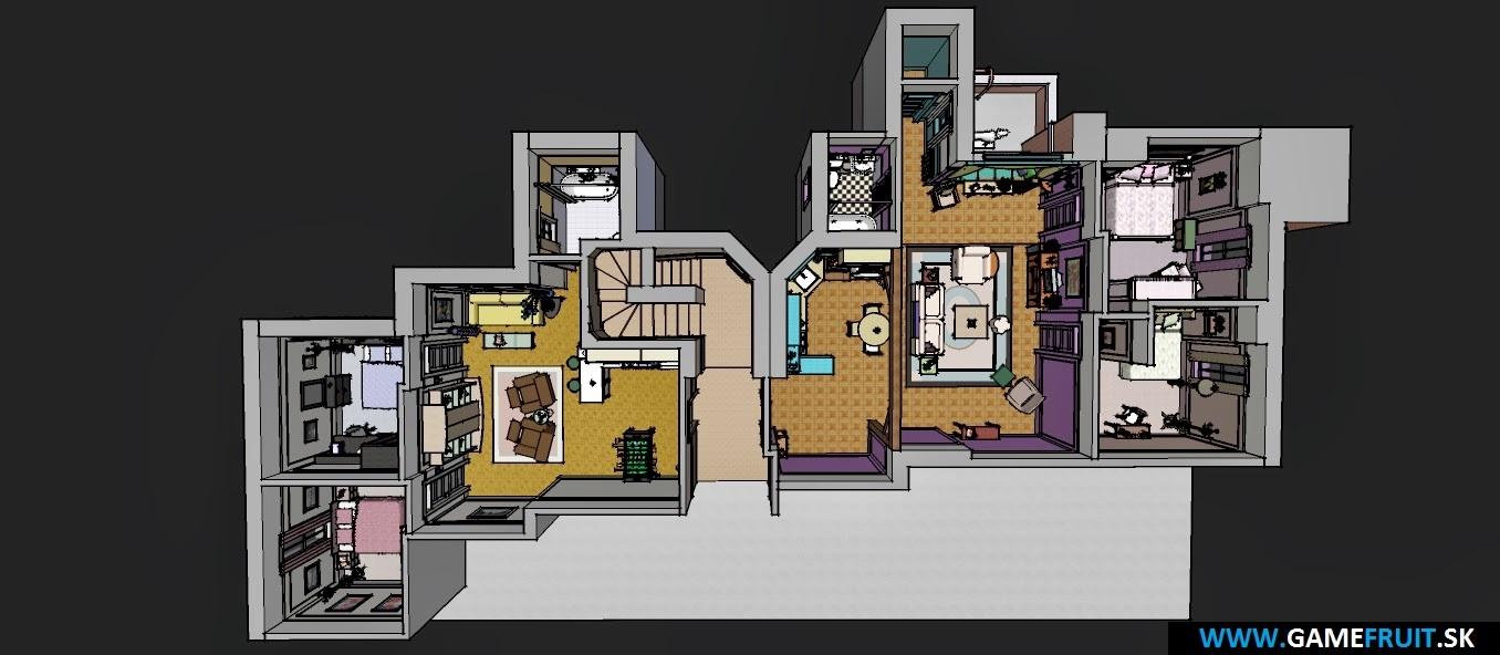Friends Apartments [033]