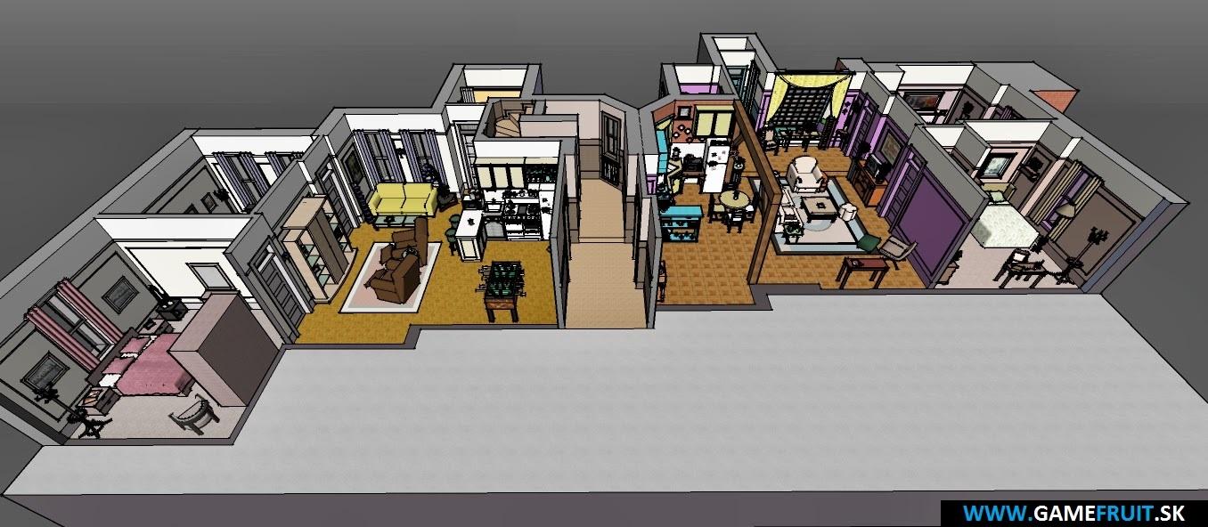 Friends Apartments [034]