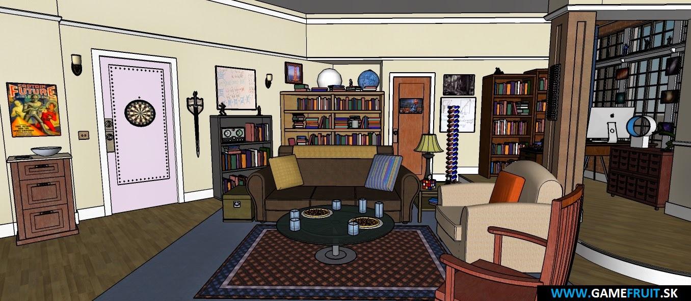 The Big Bang Theory Apartments 2014 [003]