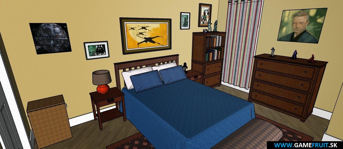 The Big Bang Theory Apartments 2014 [006]