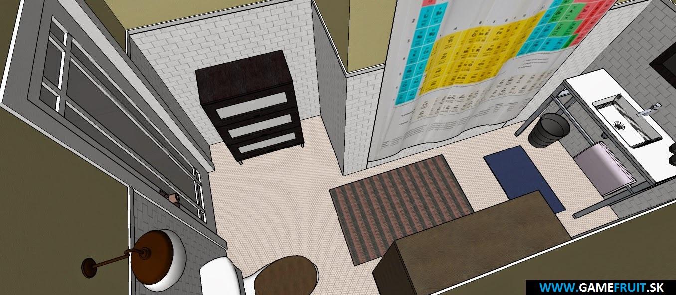 The Big Bang Theory Apartments 2014 [007]