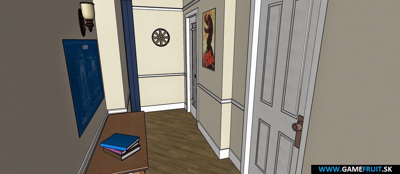 The Big Bang Theory Apartments 2014 [008]