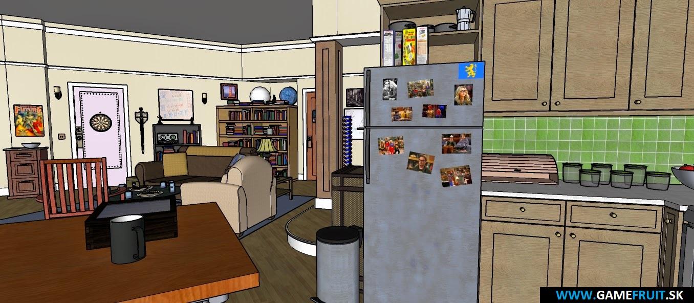The Big Bang Theory Apartments 2014 [009]