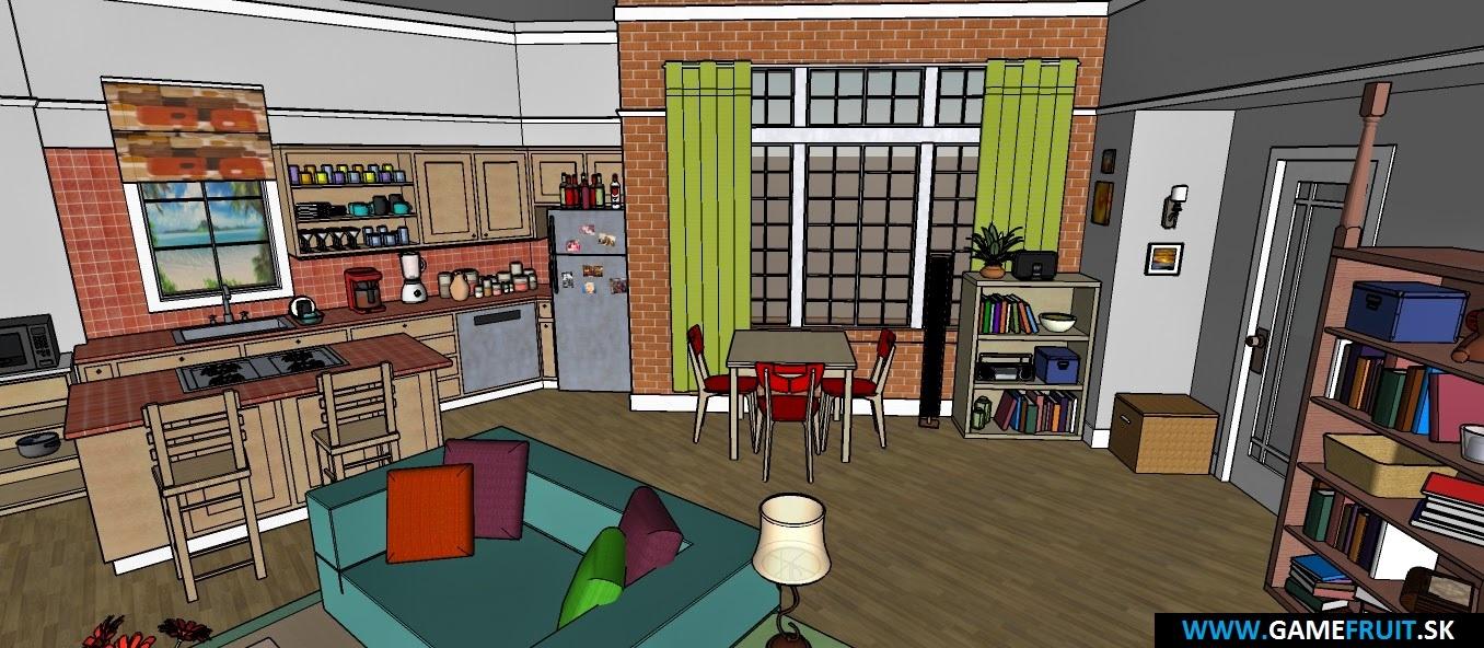 The Big Bang Theory Apartments 2014 [013]