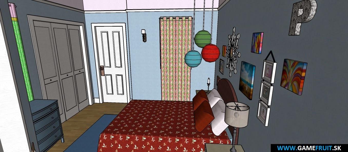 The Big Bang Theory Apartments 2014 [015]