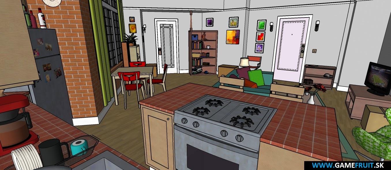 The Big Bang Theory Apartments 2014 [017]