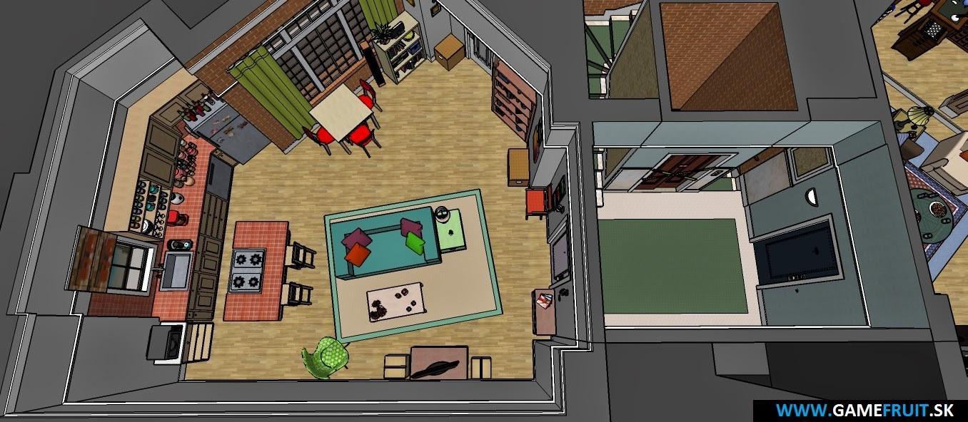 The Big Bang Theory Apartments 2014 [018]
