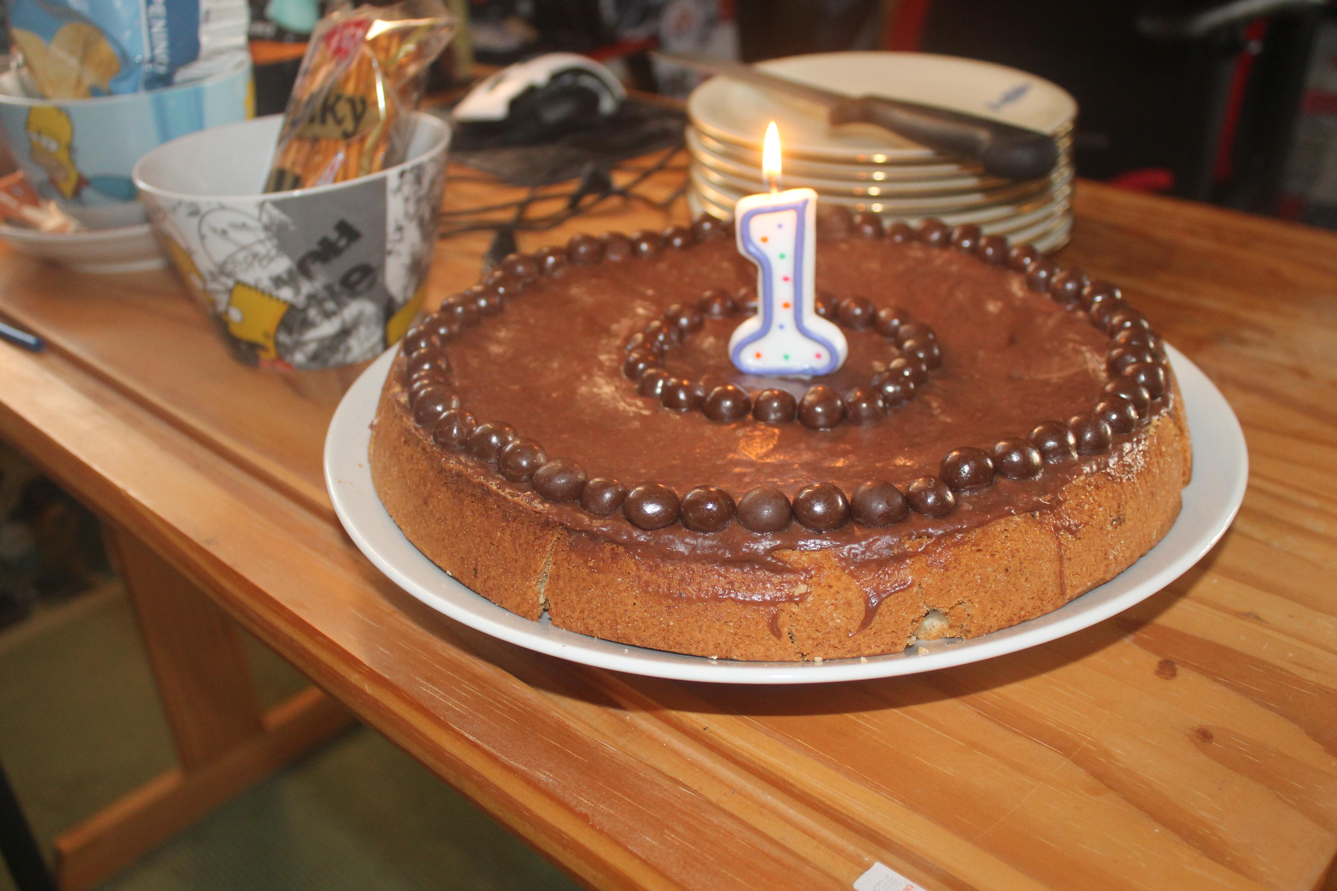 Oslavujeme 1. narodeniny – GAMEFRUIT.SK