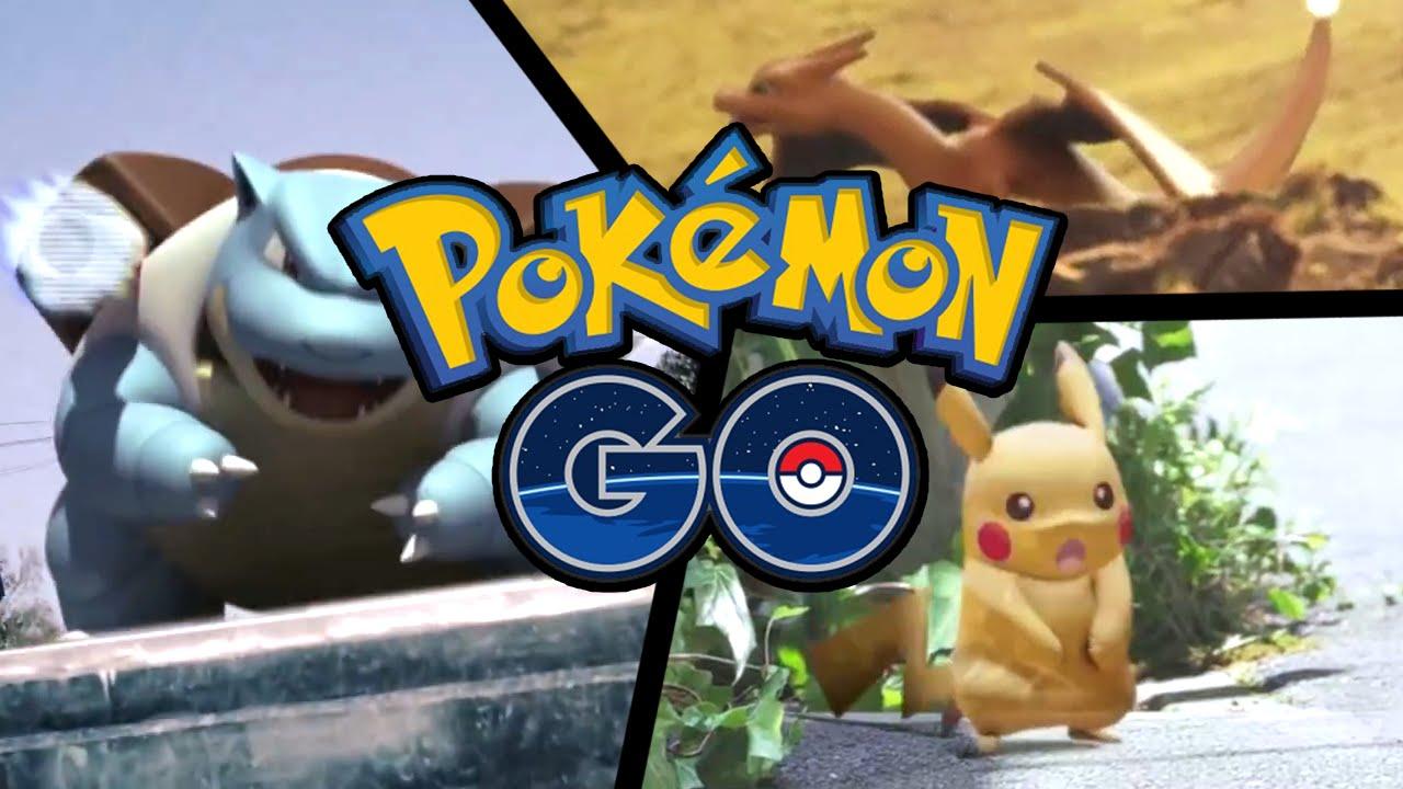 Pokémon GO sa blíži!