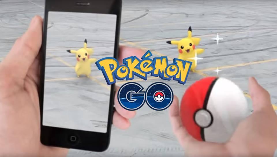 Pokémon GO – Inštalácia na iOS a Android