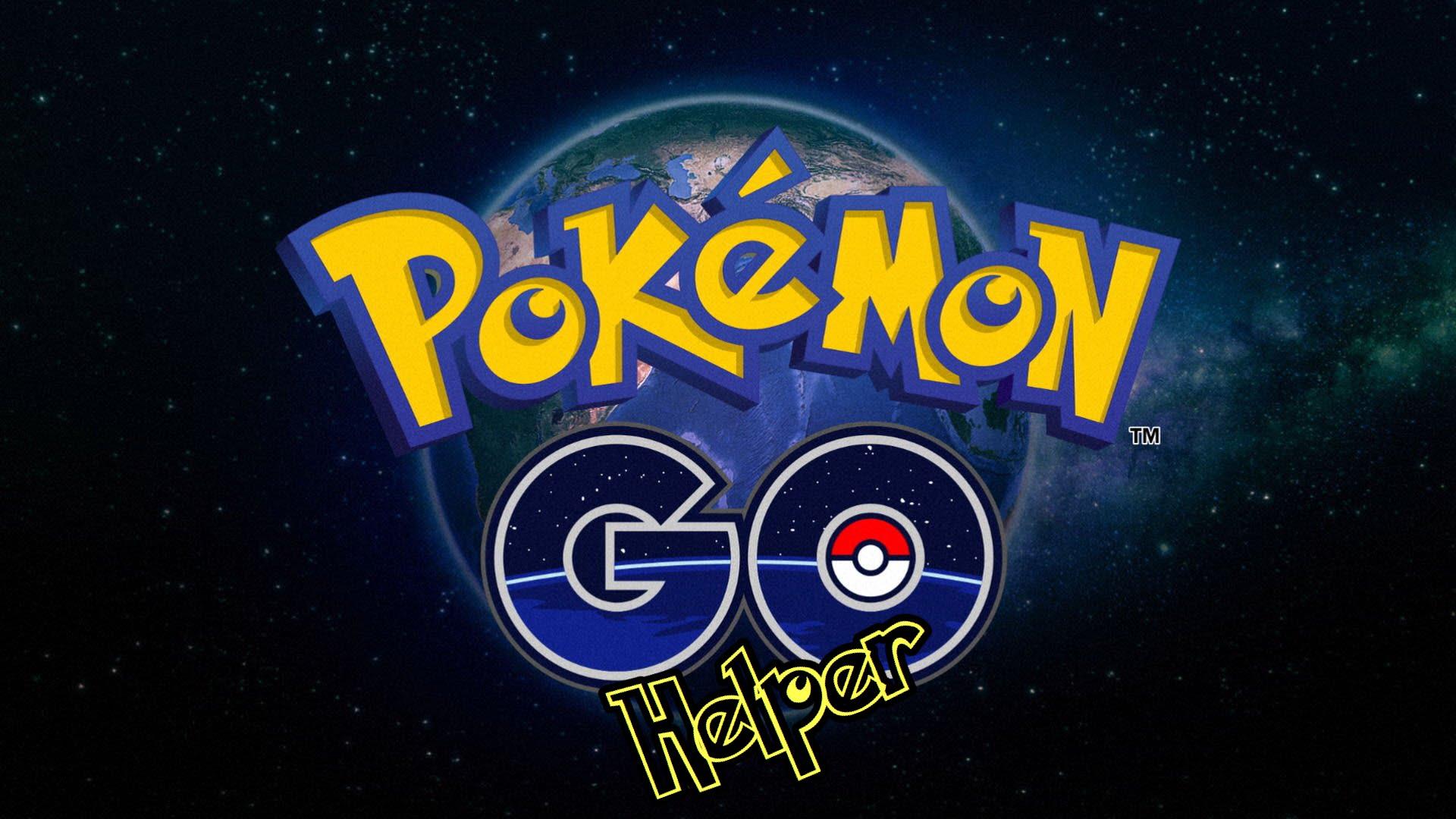 Neviete si poradiť? Pokémon GO pomocník Vám vždy ochotne a rád pomôže!
