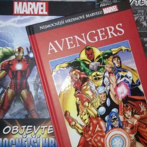 Najmocnejší hrdinovia marvelu – Kedy bude tento komiksový komplet vychádzať aj na Slovensku?