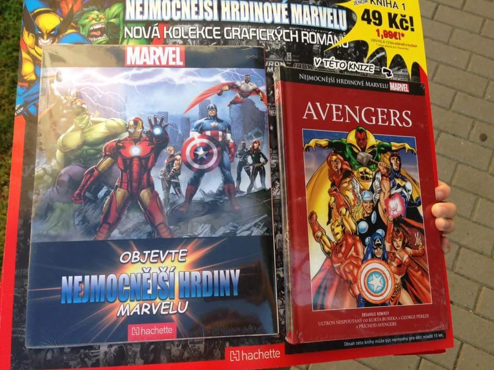 Najmocnejší hrdinovia Marvelu