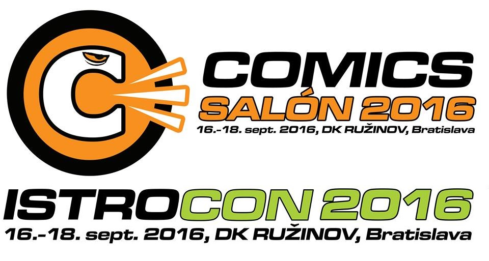 Comics Salón / Istrocon 2016