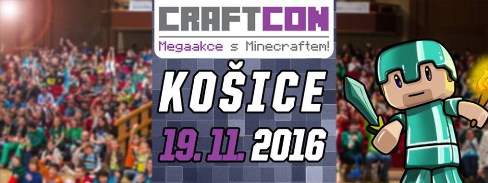 CraftCon Košice 2016