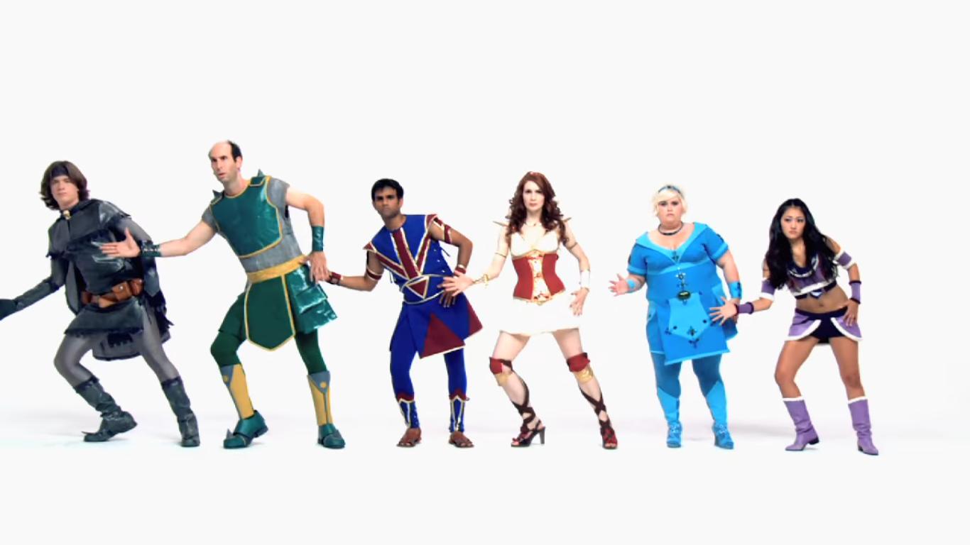 Geek Dance Party: Tie najlepšie Geek hudobné videoklipy