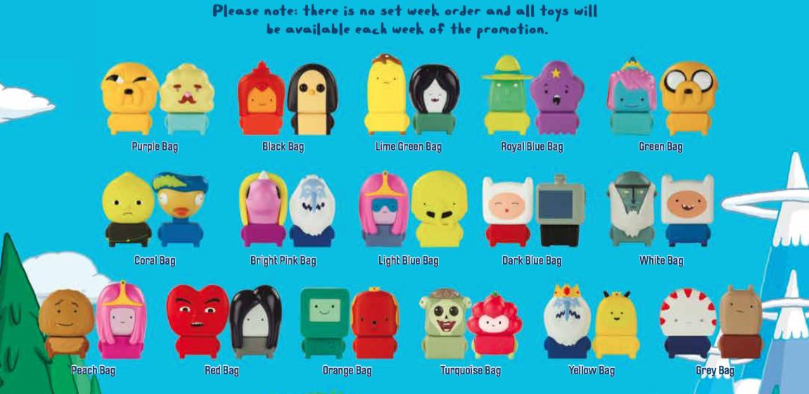 Adventure Time v Mekáči