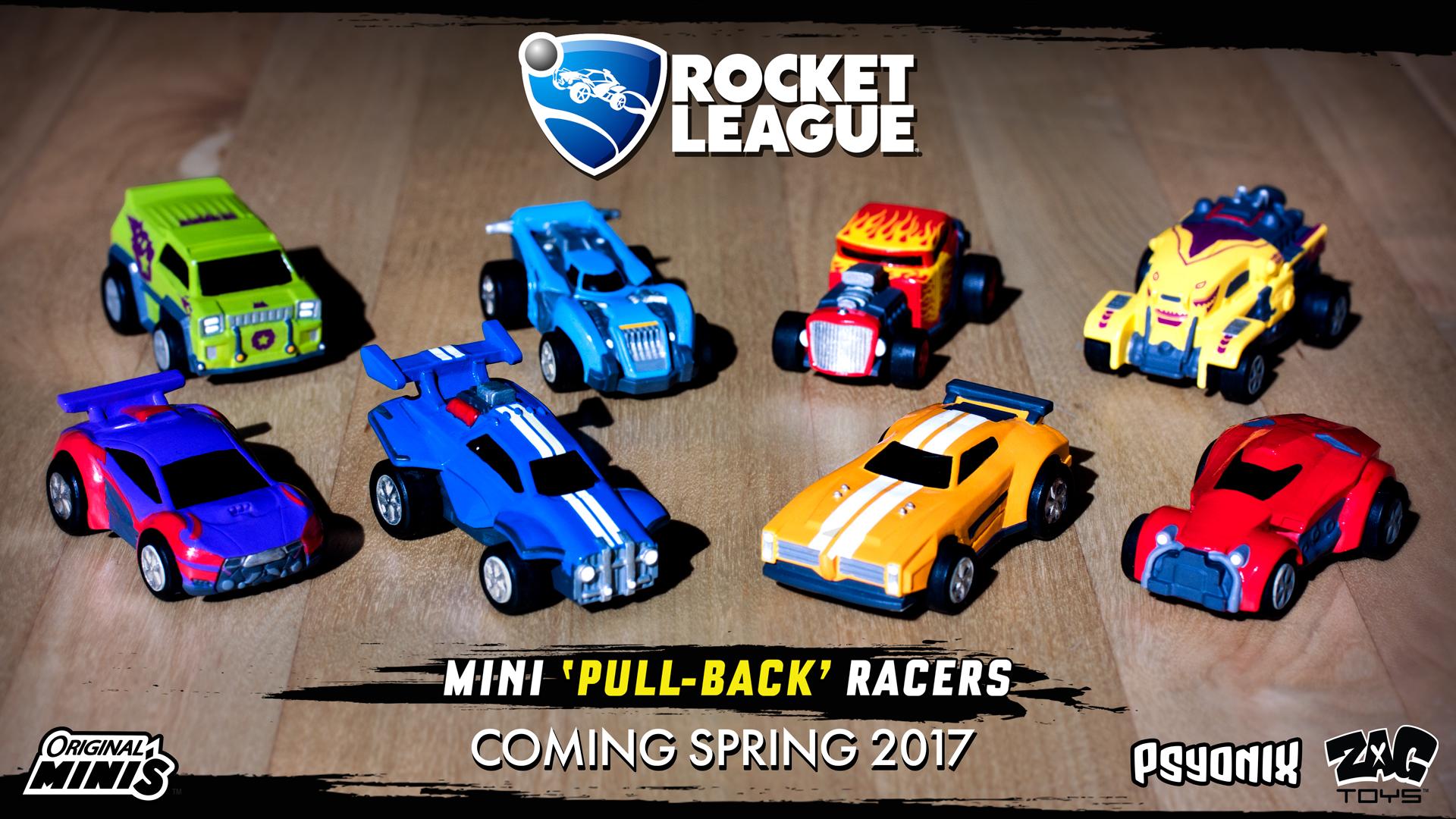 Rocket League autíčka budeme mať už tento rok na jar