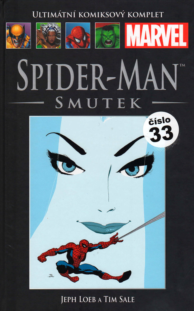 Spider-Man – Smutek