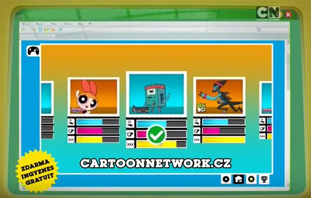 Český Audio jazyk plánuje začať na Cartoon Network Central Eastern Europe 1. septembra