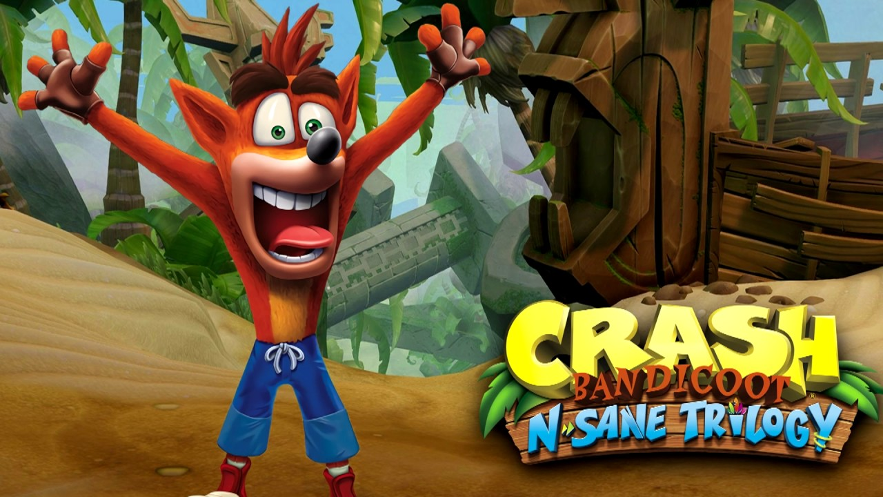 Game Stream #2 – Crash Bandicoot N Sane Trilogy – Live PS4 Broadcast – Gamefruit.sk