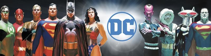 Kompletný zoznam komiksových kompletov – DC Komiksový komplet