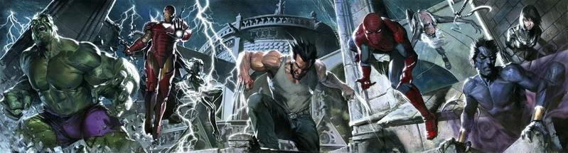 Kompletný zoznam komiksových kompletov – Marvel – Ultimátny komiksový komplet