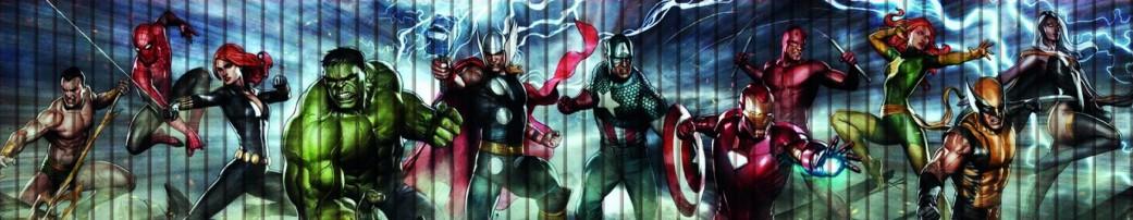 Kompletný zoznam komiksových kompletov – Nejmocnější hrdinové Marvelu